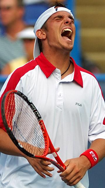 Tennis - Denis Gremelmayr