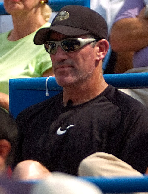 Tennis - Brad Gilbert