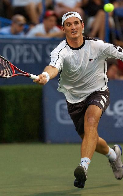 Tennis - Wesley Moodie