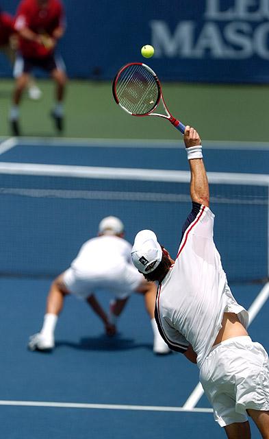 Tennis - Paul Hanley - Kevin Ullyett