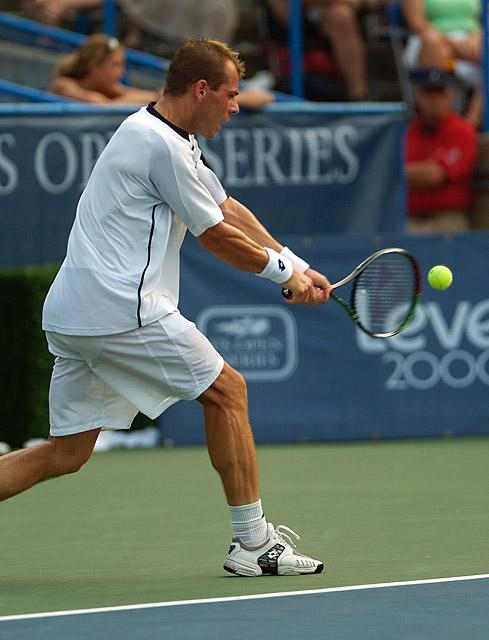 Tennis - Tomas Zib