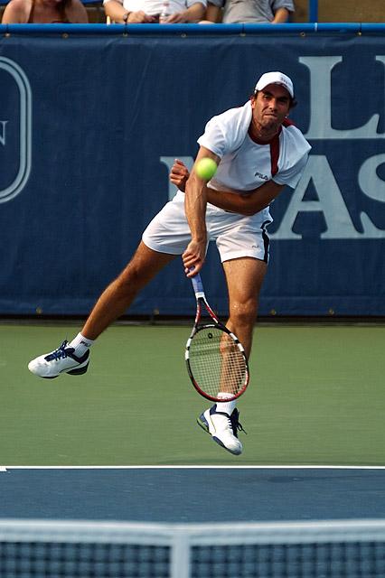 Tennis - Ramon Delgado