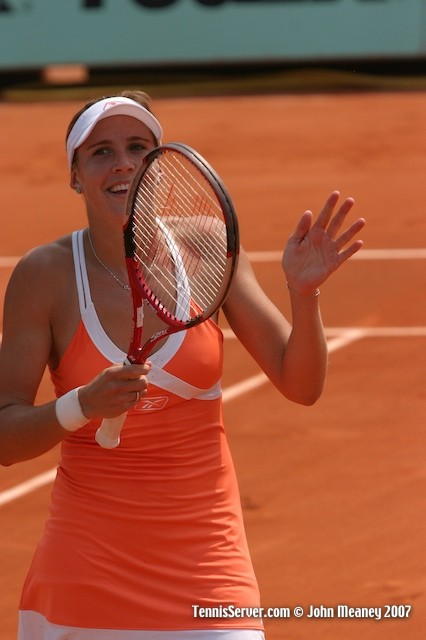 Tennis - Nicole Valdisova
