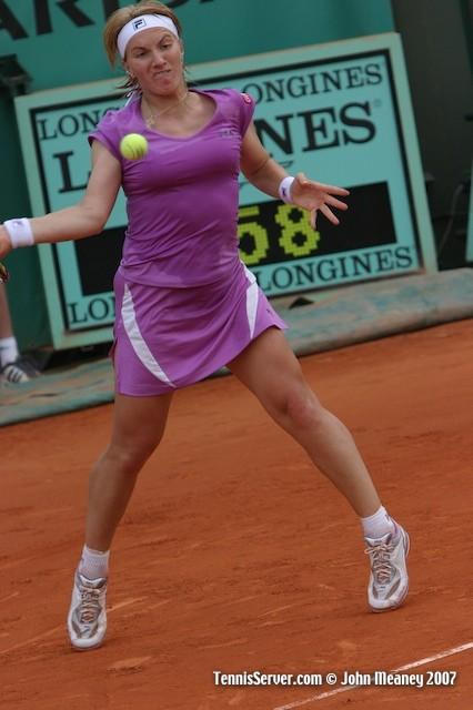 Tennis - Svetlana Kutznetsova