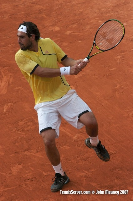 Tennis - Marcos Baghdatis