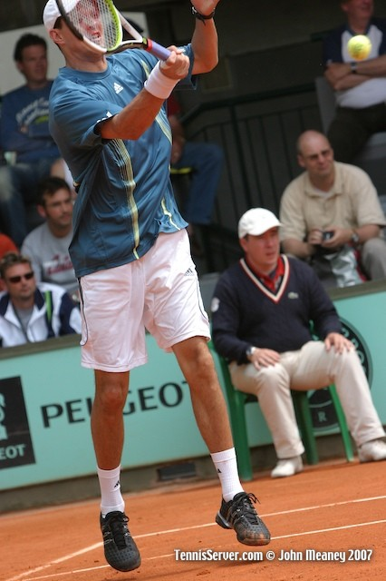 Tennis - Mike Bryan