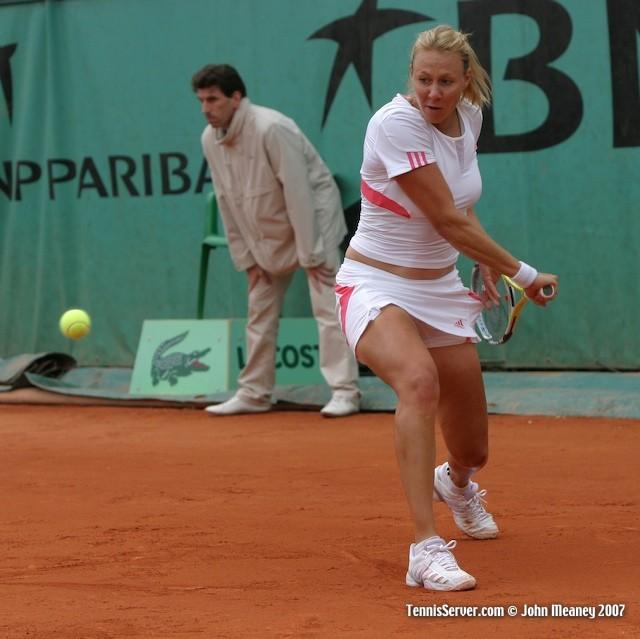 Tennis - Alicia Molik