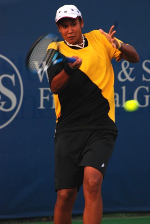Tennis - Akgul Amanmuradova