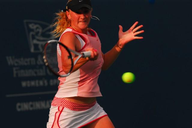 Tennis - Olga Govortsova