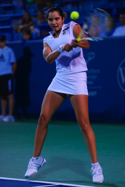 Tennis - Sania Mirza