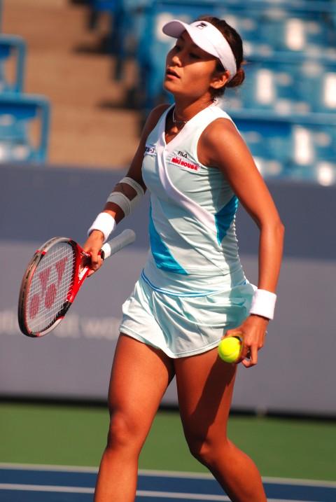 Tennis - Akiko Morigami