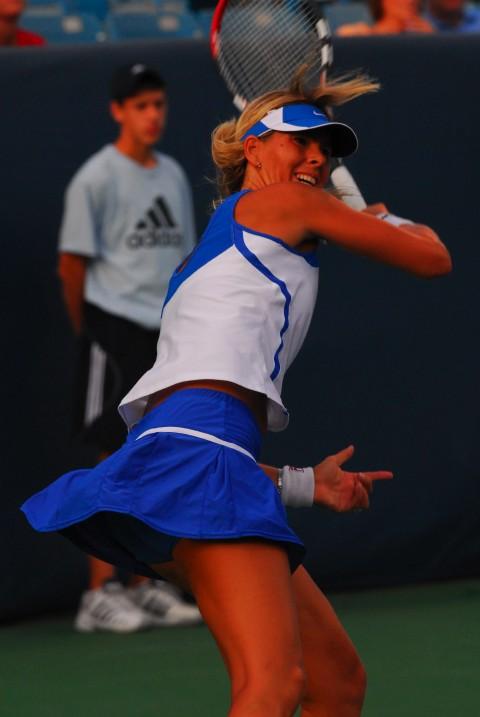 Tennis - Brenda Schultz-McCarthy