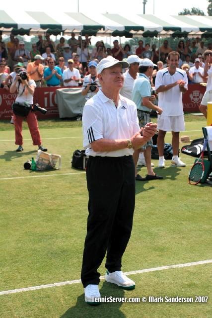 Tennis - Rod Laver