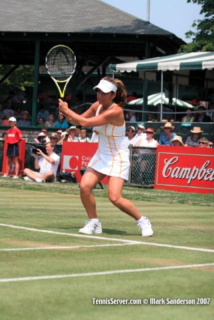 Tennis - Arantxa Sanchez-Vicario