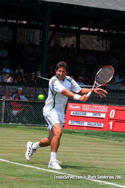 Tennis - Brian Gottfried