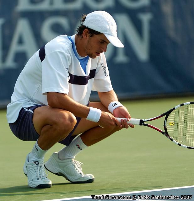 Tennis - Santiago Giraldo
