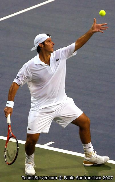 Tennis - Sabestien Grosjean