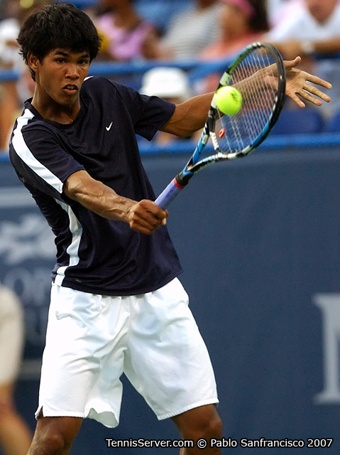Tennis - Somdev Dev Varman