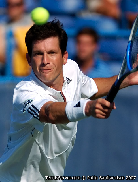 Tennis - Tim Henman