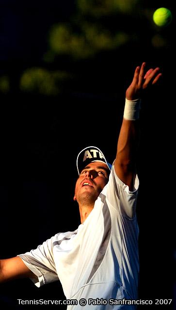 Tennis - Adrian Garcia