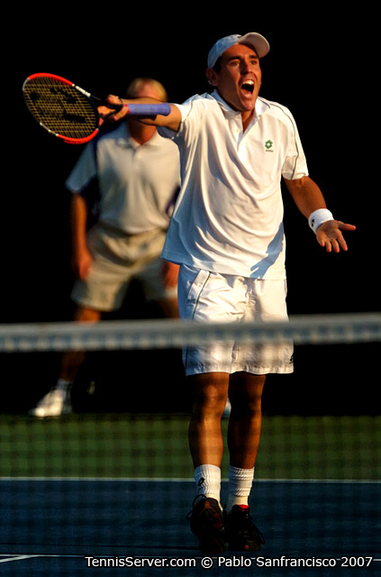 Tennis - Wayne Odesnik