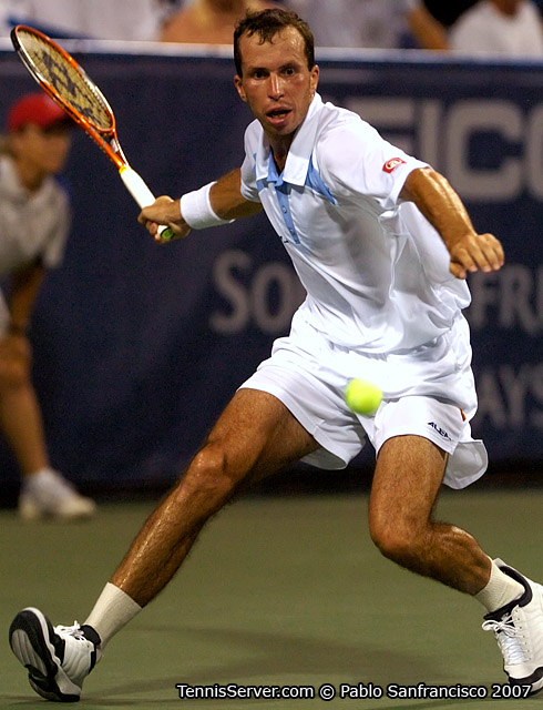 Tennis - Radek Stepanek