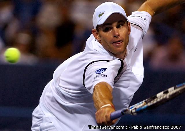 Tennis - Andy Roddick