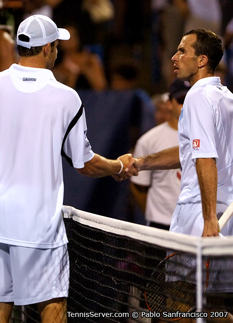 Tennis - Andy Roddick - Radek Stepanek