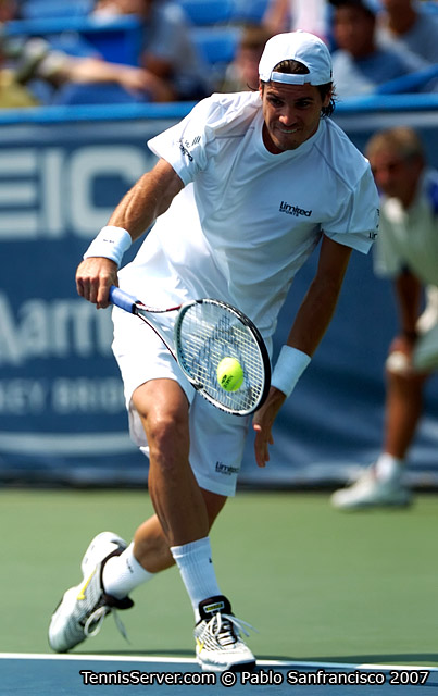 Tennis - Tommy Haas