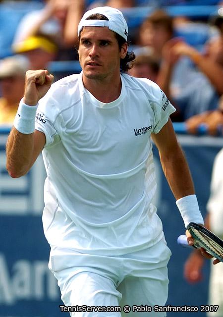 Tennis - Tommy Haas