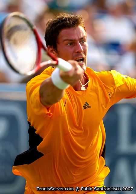 Tennis - Marat Safin