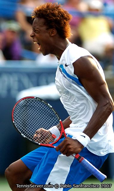 Tennis - Gael Monfils