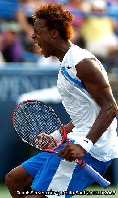 Tennis - Gael Monfils