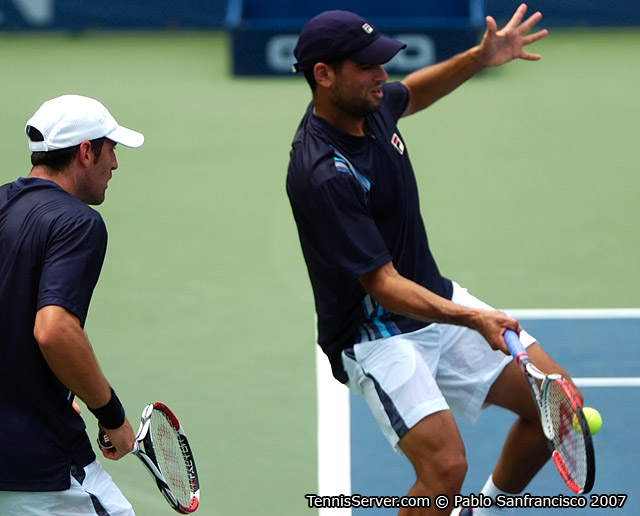 Tennis - Jonathan Erlich - Andy Ram