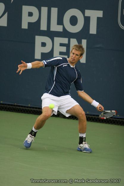Tennis - Jarkko Nieminen