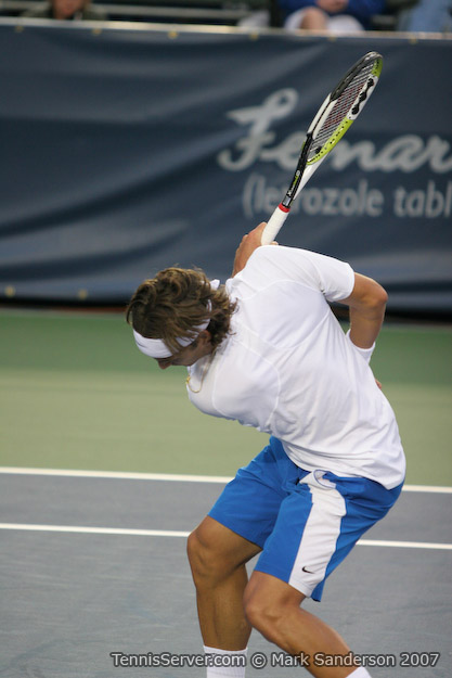 Tennis - Feliciano Lopez