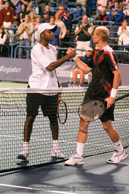 Tennis - Nikolay Davydenko - Donald Young