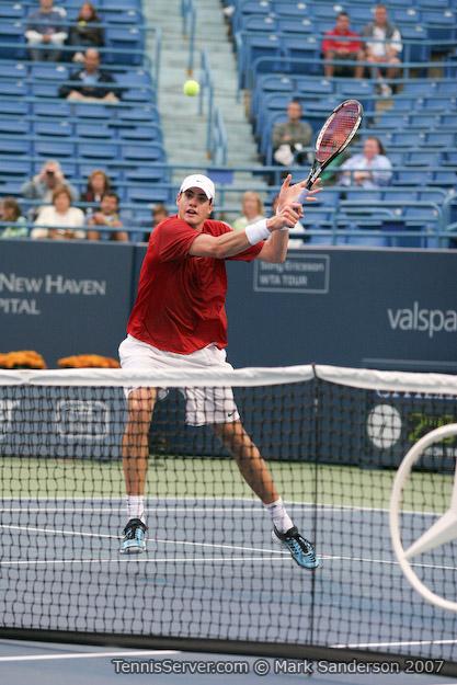 Tennis - John Isner