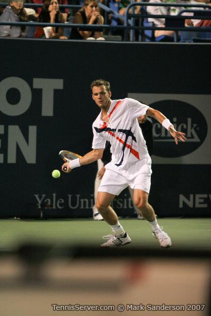 Tennis - Paul-Henri Mathieu