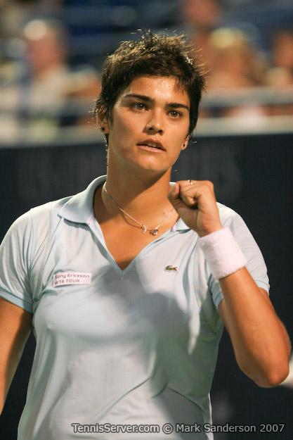 Tennis - Eleni Daniilidou