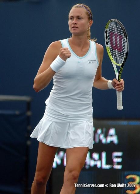 Tennis - Elena Bovina