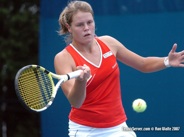 Tennis - Karin Knapp