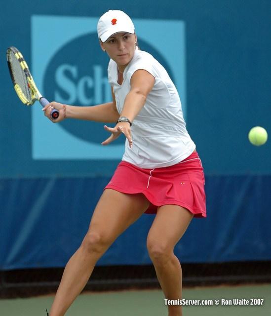 Tennis - Yaroslava Shvedova