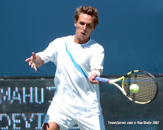 Tennis - Nicolas Devilder