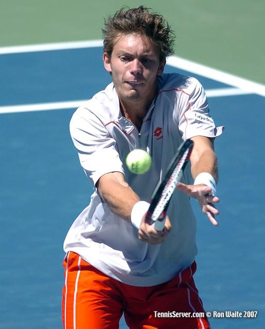 Tennis - Nicolas Mahut