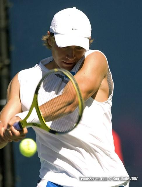 Tennis - Alex Kuznetsov