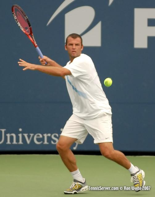 Tennis - Marc Gicquel