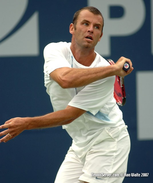 Tennis - Marc Gicquel