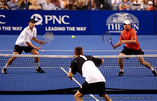 Tennis - Andy Roddick - John Roddick