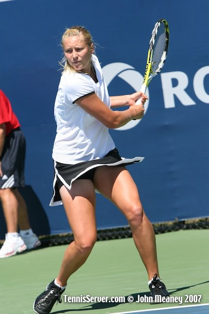 Tennis - Olga Poutchkova